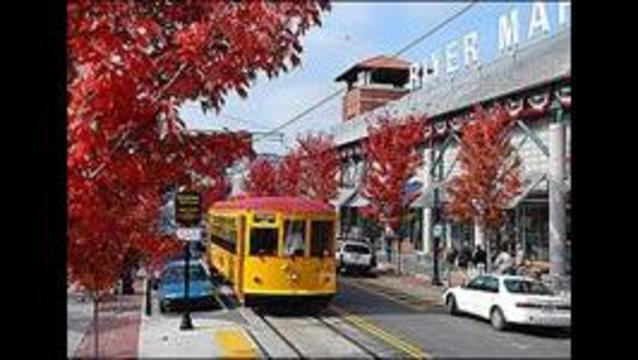 Free Trolley Rides For Mother's Day