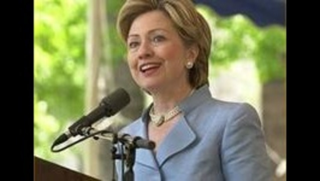 Hillary Clinton Set To Visit Arkansas For Book Signing