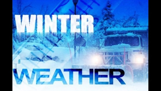 More Wintry Weather