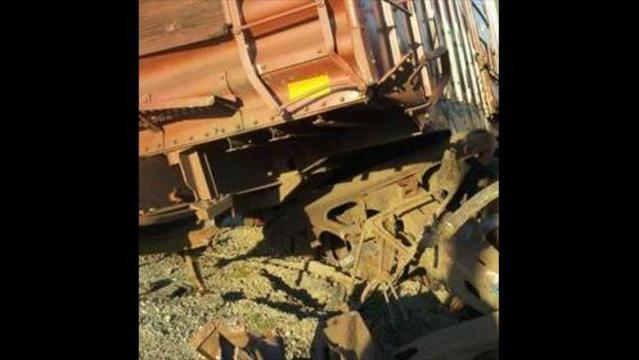 Highway 49 Re-opens After Clean Up Of Train Derailment