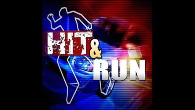 Police on the Lookout for Hit and Run Suspect