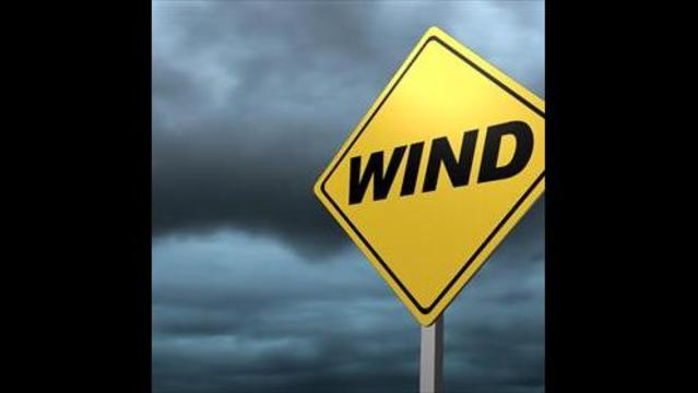 Strong Winds, Storm Damage