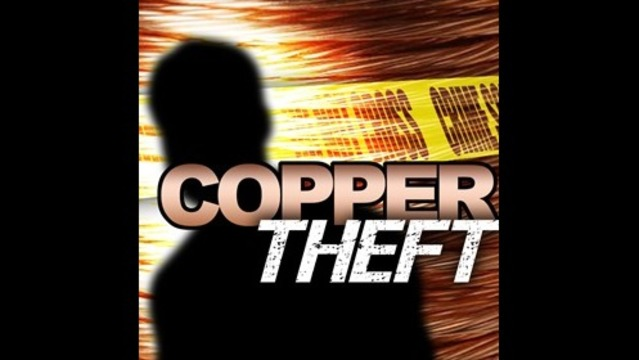 Copper Thieves Strike in Garland County