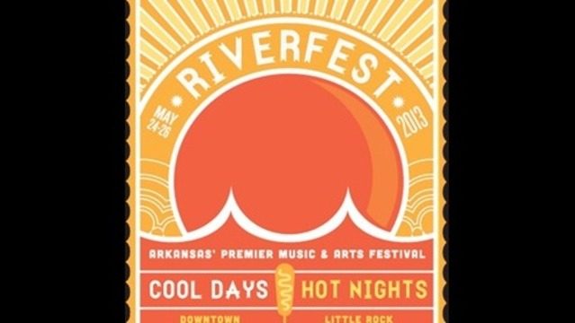 Riverfest: Thousands of People Enjoying The Event