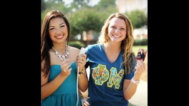 Sorority Girl Vows to Shave Head to Raise Money for Childhood Cancer Research