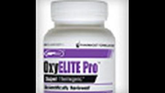 OxyElite Pro Dietary Supplements Recalled