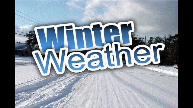 Winter Storm Expected in Arkansas Sunday-Monday