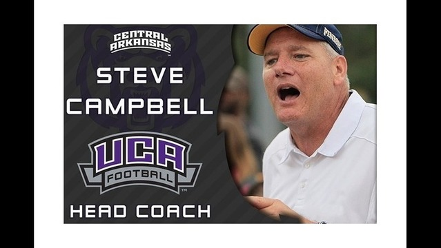 Steve Campbell Leaves MS Gulf Coast Community College for UCA Head Coaching Job