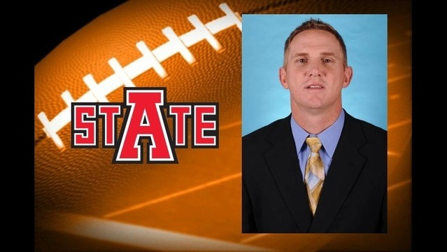 UNC's Blake Anderson is New A-State Head Coach