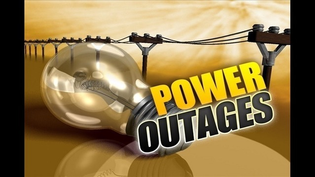 Power Crews Reducing Outage Numbers Quickly