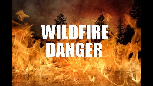 Dry Weather, No Rain, Keeping Wildfire Danger High in Arkansas