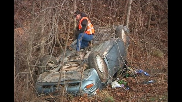 Four Hurt in Benton County Rollover Accident