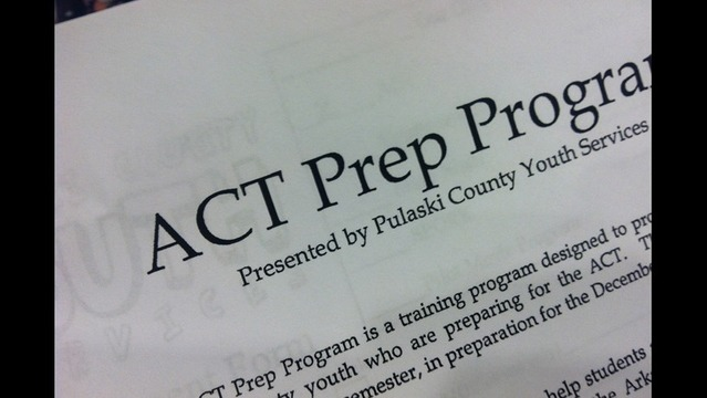 Pulaski County Offers ACT Prep Classes, Applications Accepted
