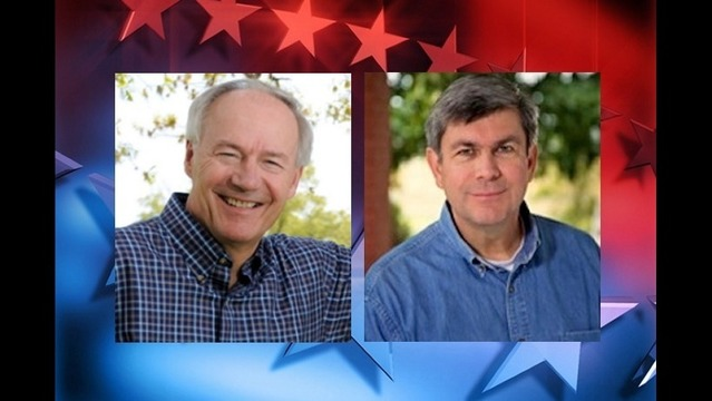 Poll: Hutchinson Falls Behind Ross in AR Governor Race