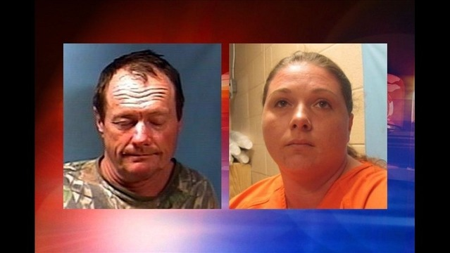 Two Arrested after Alleged Drugs, Guns Found at Lawrence County Home