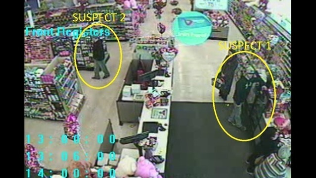 Police: Trio of Thieves Hit up Trio of Stores, Now on the Run