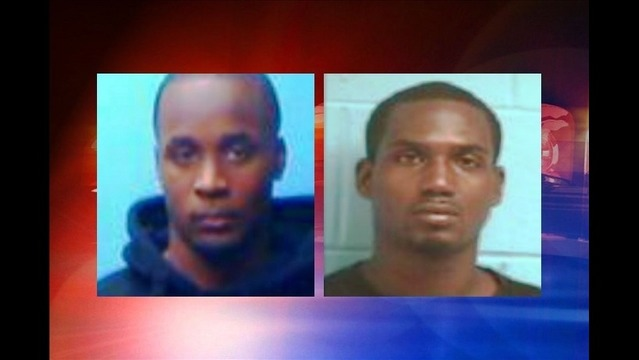 Two Pine Bluff Men Arrested in Auto Thefts from Benton Dealership