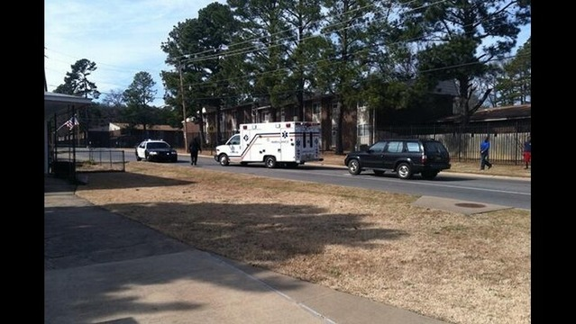 Child Hit by Vehicle in Little Rock
