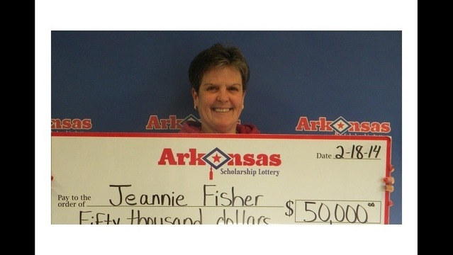 Bradford Woman Wins $50K Lottery Prize