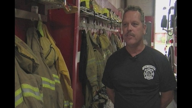 Oak Grove Mourns Loss Of Fire Chief