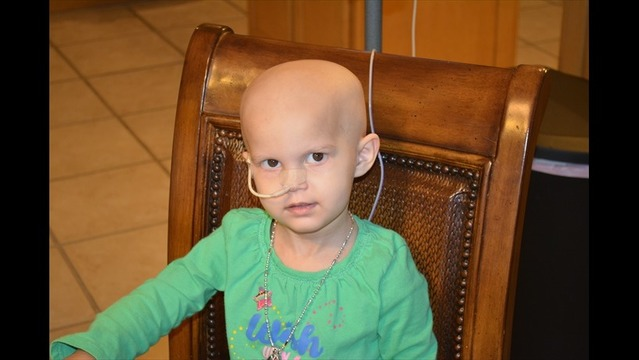Community Pulls Through For Little Girl With Cancer