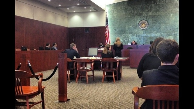 Mock Trials Taking Place In Little Rock This Weekend