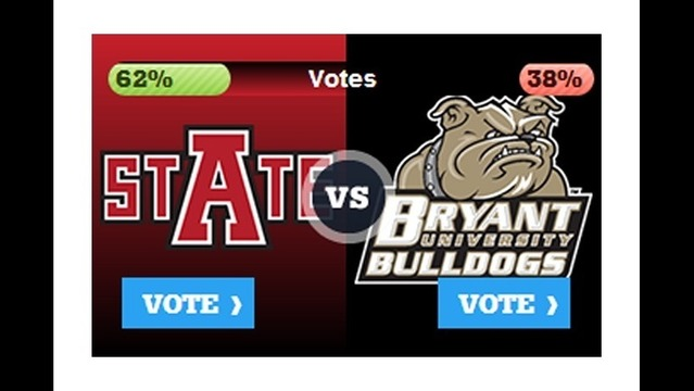 A-State Makes Elite 8 in NCAA Fan Vote Contest