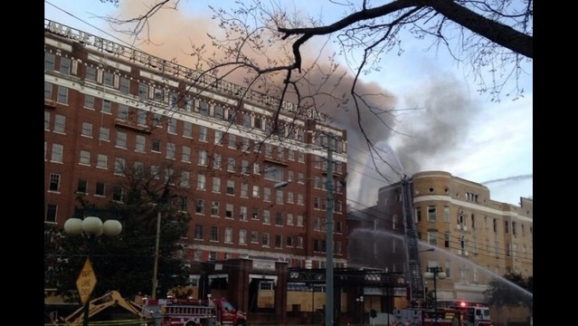 Majestic Hotel Fire Follow-Up Meeting
