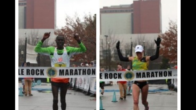 Familiar Faces Win 2014 Little Rock Marathon