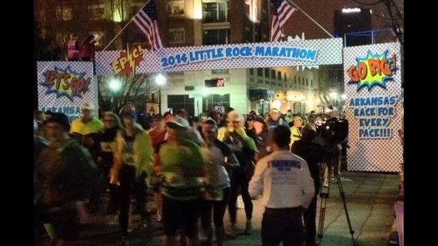 Marathon Organizers say Race Rerouted, Not Cancelled