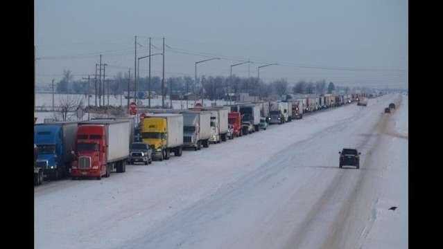 State Responding to Stranded Drivers on I-40, I-55