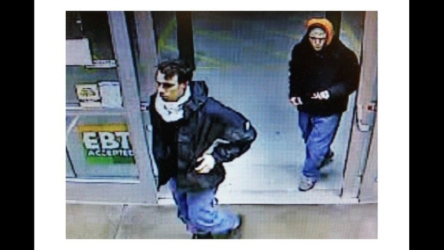Hot Springs Police Release Photos of Robbery Suspects