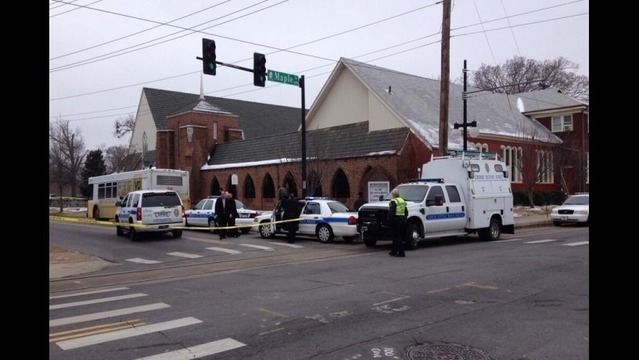 Deadly NLR Police Shooting Startles Church Service