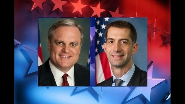 Update: Tom Cotton Has Words for Mark Pryor after Military Service Remarks