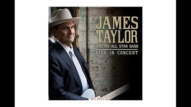 James Taylor Coming to Verizon in August