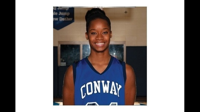 Conway High School Standout Named Gatorade Arkansas Girls Basketball Player of the Year