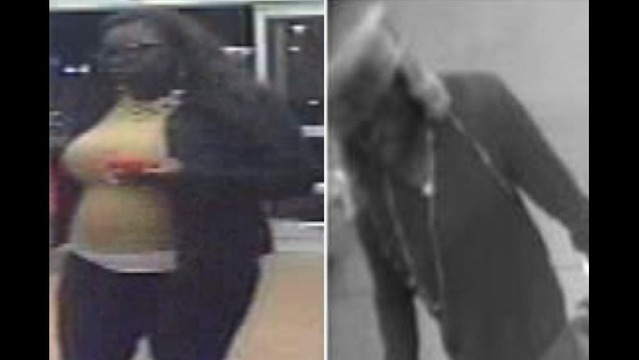 Two Suspects on the Loose Using Stolen Credit Cards