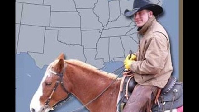 Young Man To Ride His Horse To 48 States To Grant Western Wishes