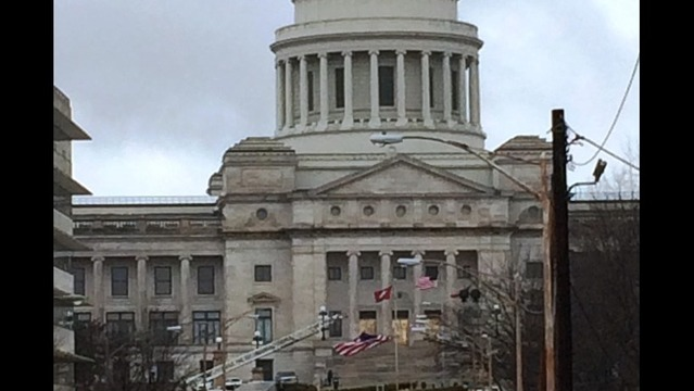 Arkansas Run For The Fallen Ends With Closing Ceremony At State Capitol