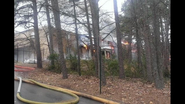 Cause of Out in the Woods Apartment Fire Still Unknown
