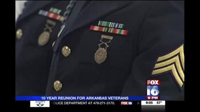 Veterans Honored in Batesville