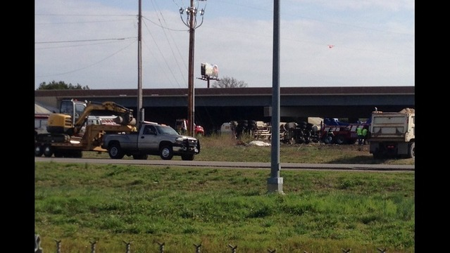 Update: Oak Street Reopened in Conway after Accident