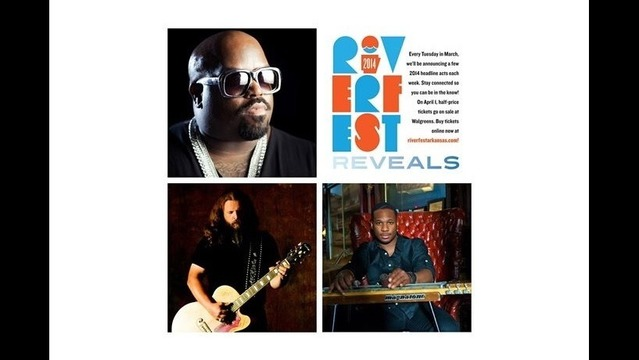 Riverfest 2014 Lineup Adds CeeLo Green, 2 Others