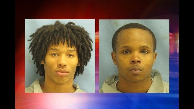Update: LR Bank Robbery Suspects Nabbed Minutes Later