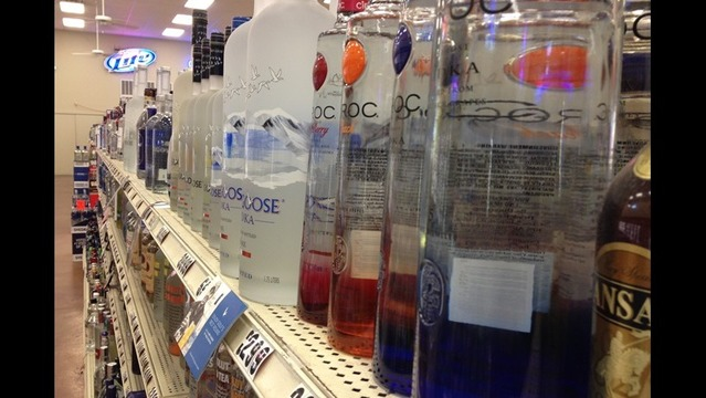 Ballot Title for Statewide Alcohol Sales Rejected