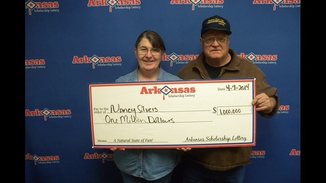 Arkansas Woman Wins $1M from Powerball Lottery