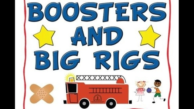 Free Wellness Screenings, More at Boosters & Big Rigs Tomorrow