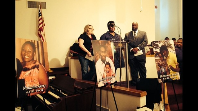 Youth Hears Emotional Stories From Families of Murder Victims