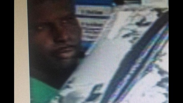 Police Searching for Suspect Using Stolen Credit Card