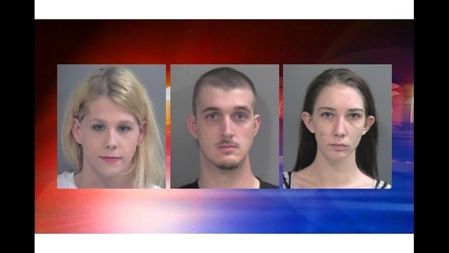 Three Arrested at Fayetteville Motel in Undercover Prostitution Sting